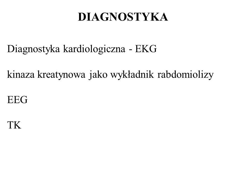 DIAGNOSTYKA Diagnostyka kardiologiczna - EKG