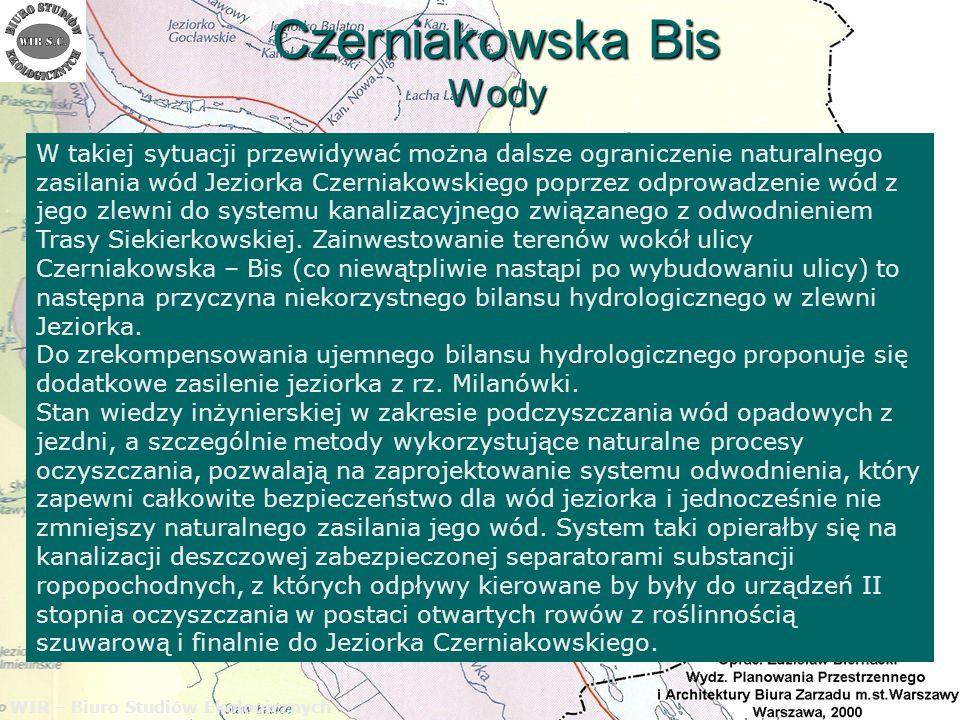 Czerniakowska Bis Wody
