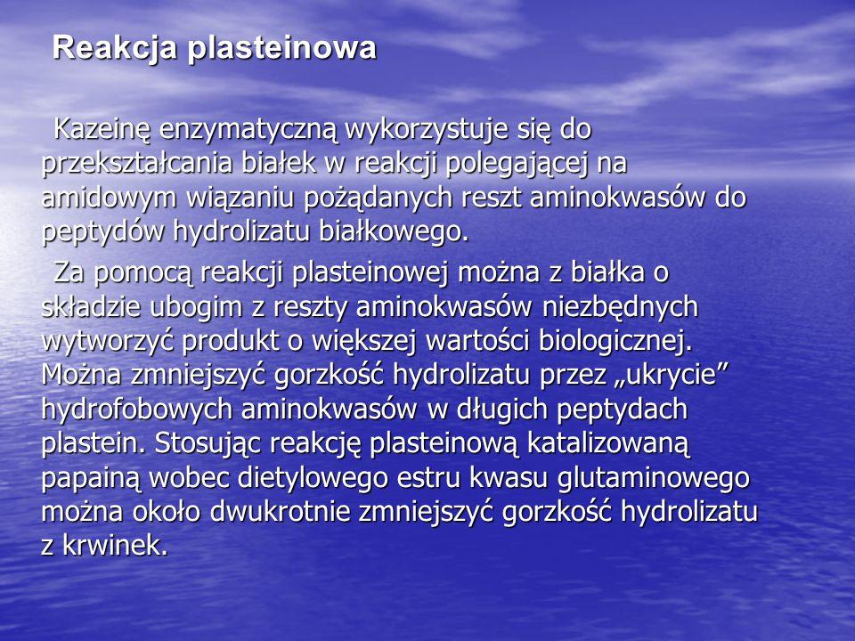 Reakcja plasteinowa
