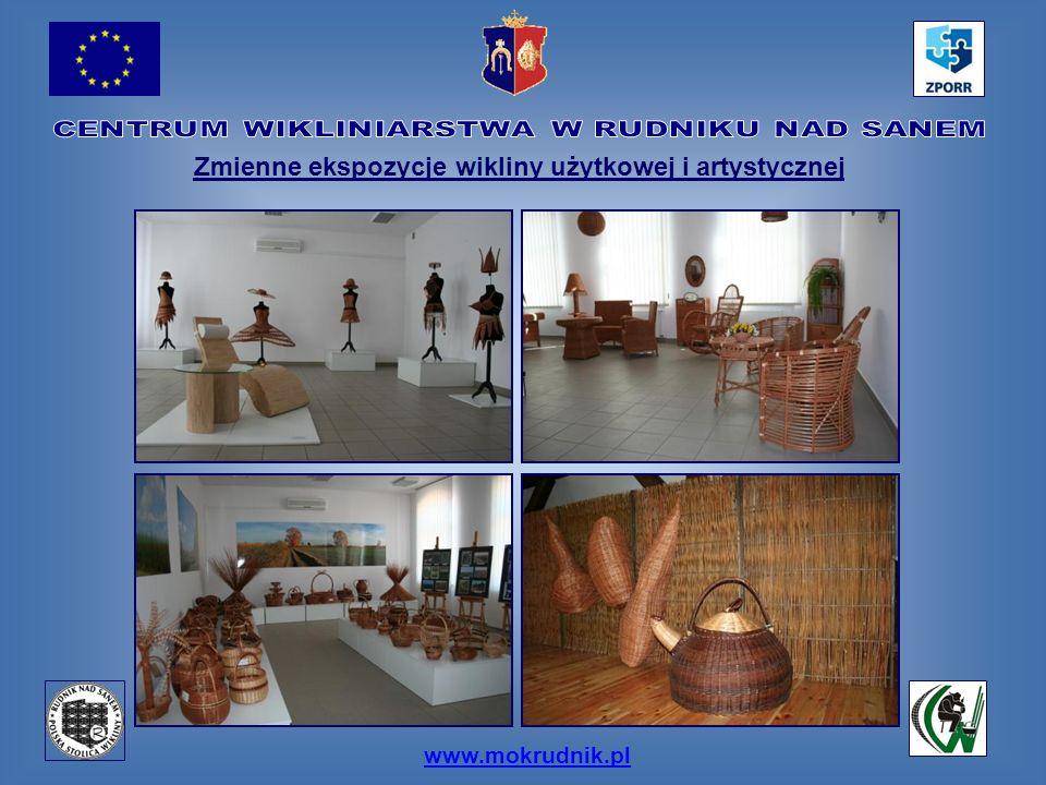 Zmienne ekspozycje wikliny użytkowej i artystycznej