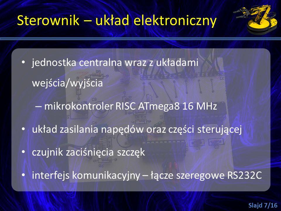 Sterownik – układ elektroniczny