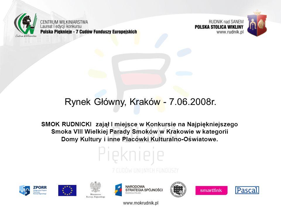 Rynek Główny, Kraków - 7.06.2008r.
