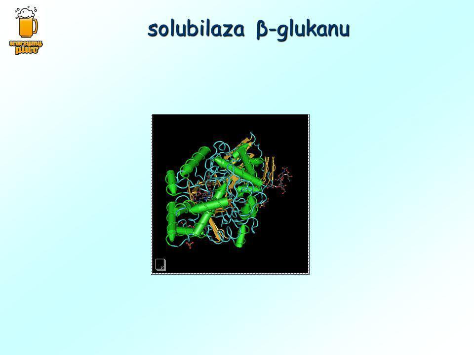 solubilaza β-glukanu