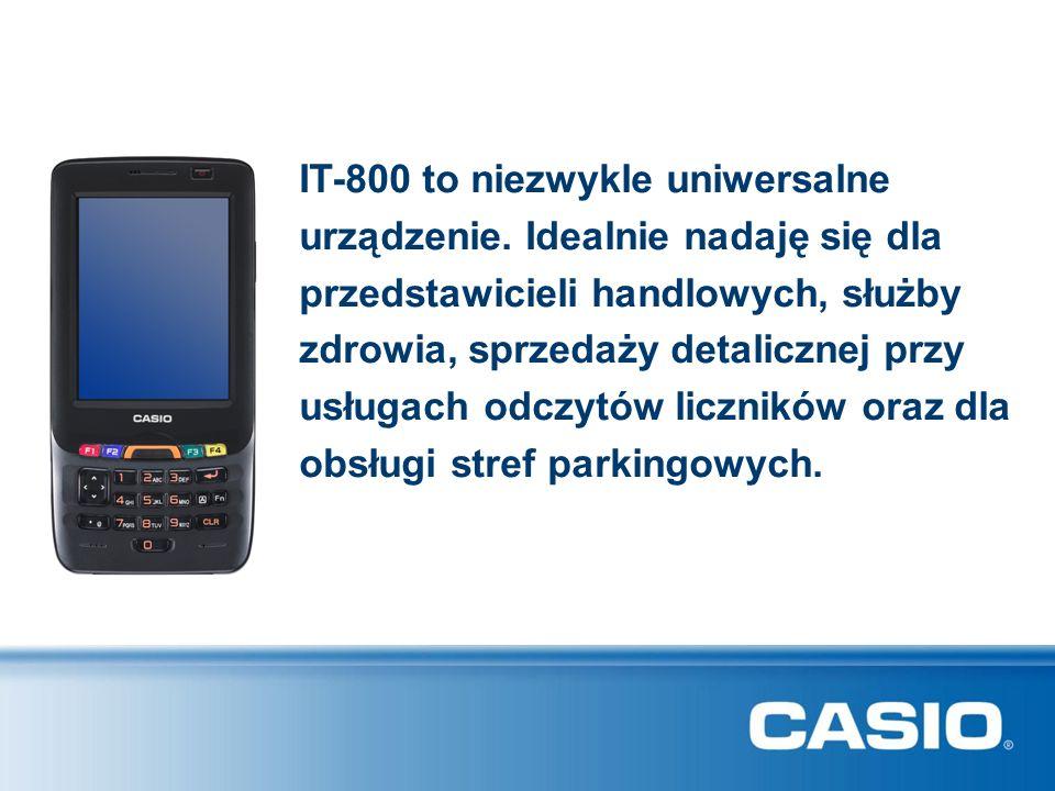 IT-800 to niezwykle uniwersalne urządzenie