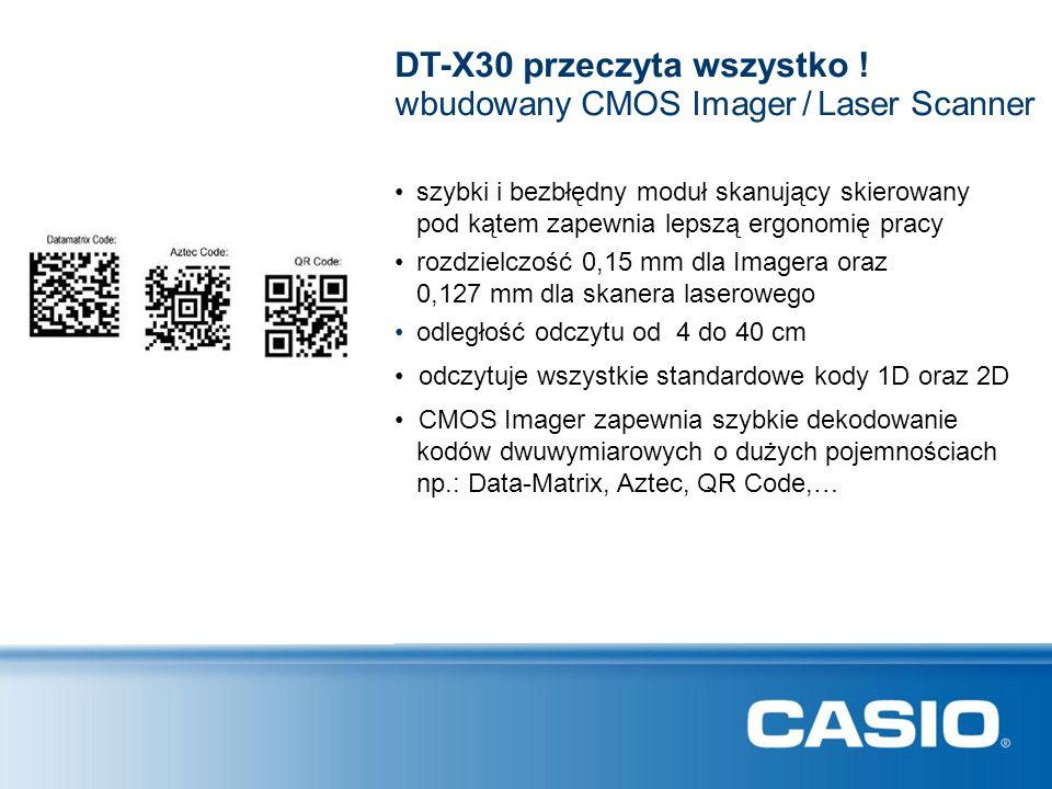 DT-X30 przeczyta wszystko !