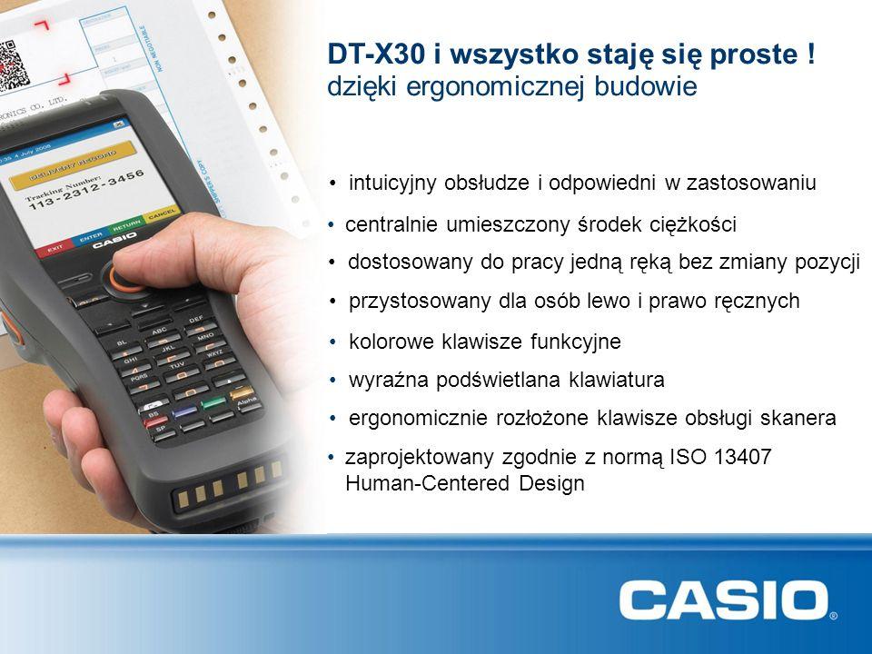 DT-X30 i wszystko staję się proste !