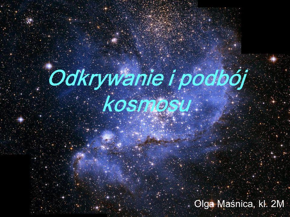 Odkrywanie i podbój kosmosu