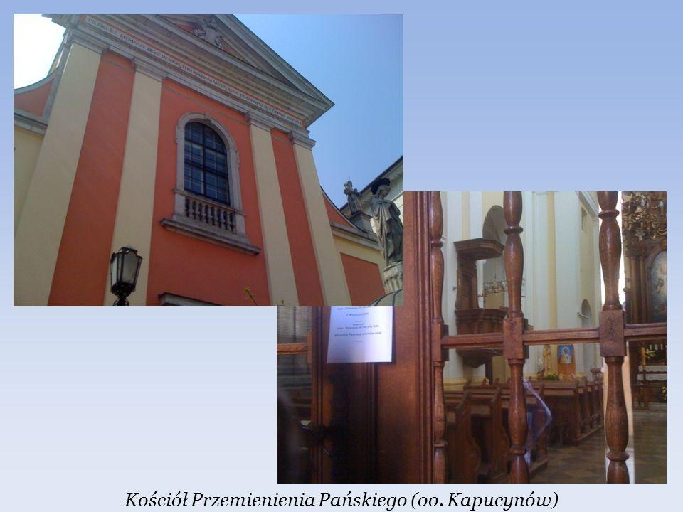 Kościół Przemienienia Pańskiego (oo. Kapucynów)