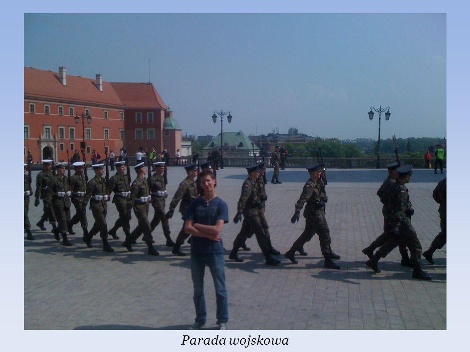 Parada wojskowa
