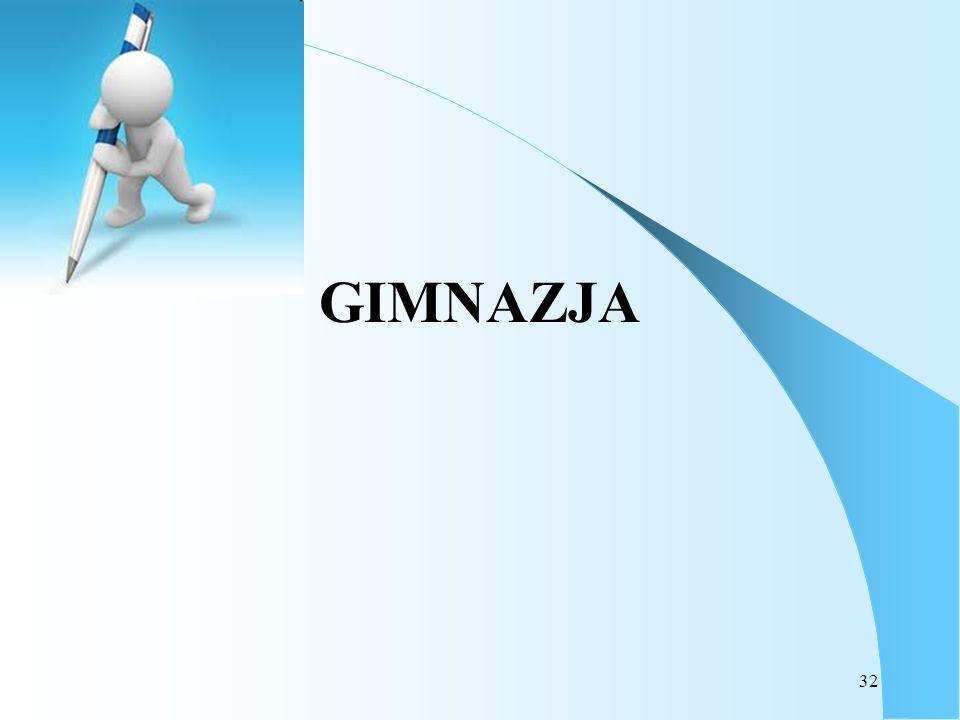 GIMNAZJA