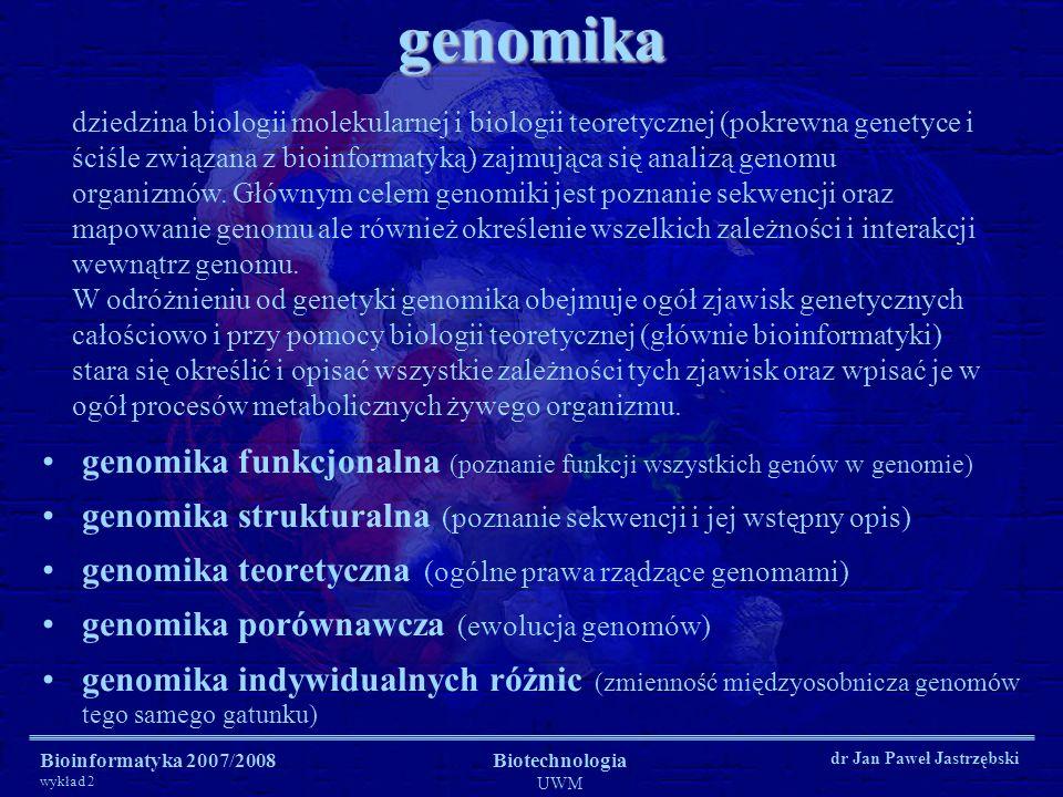 genomika