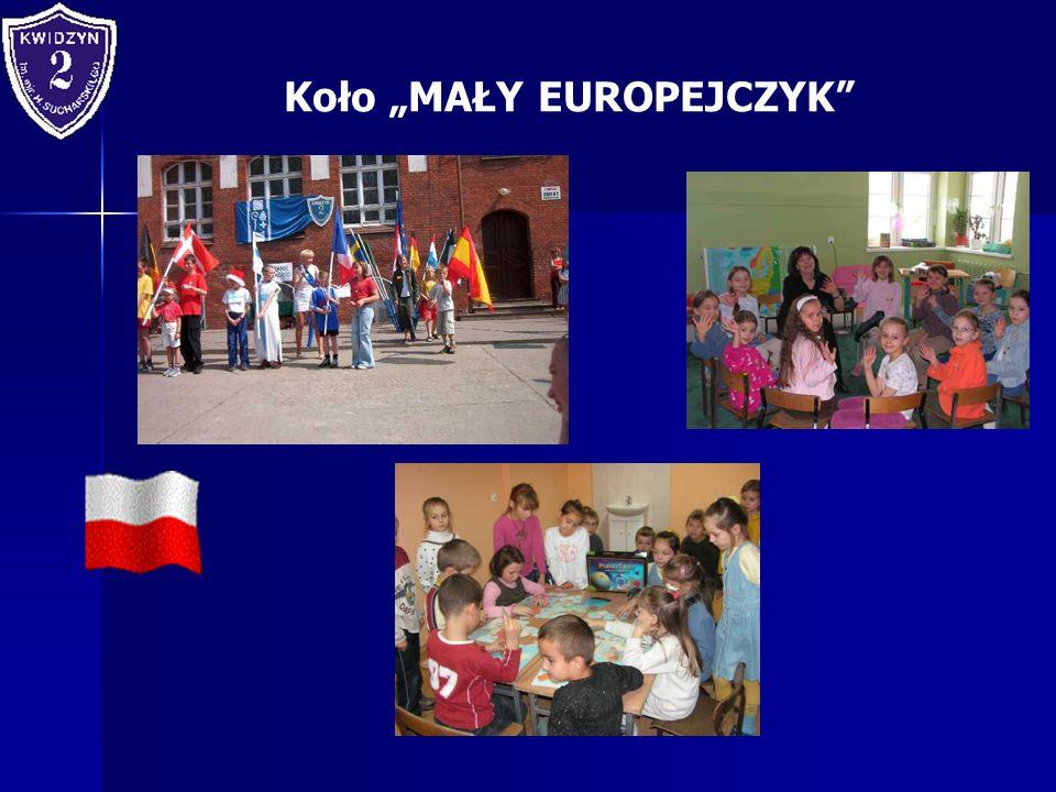 """Koło """"MAŁY EUROPEJCZYK"""