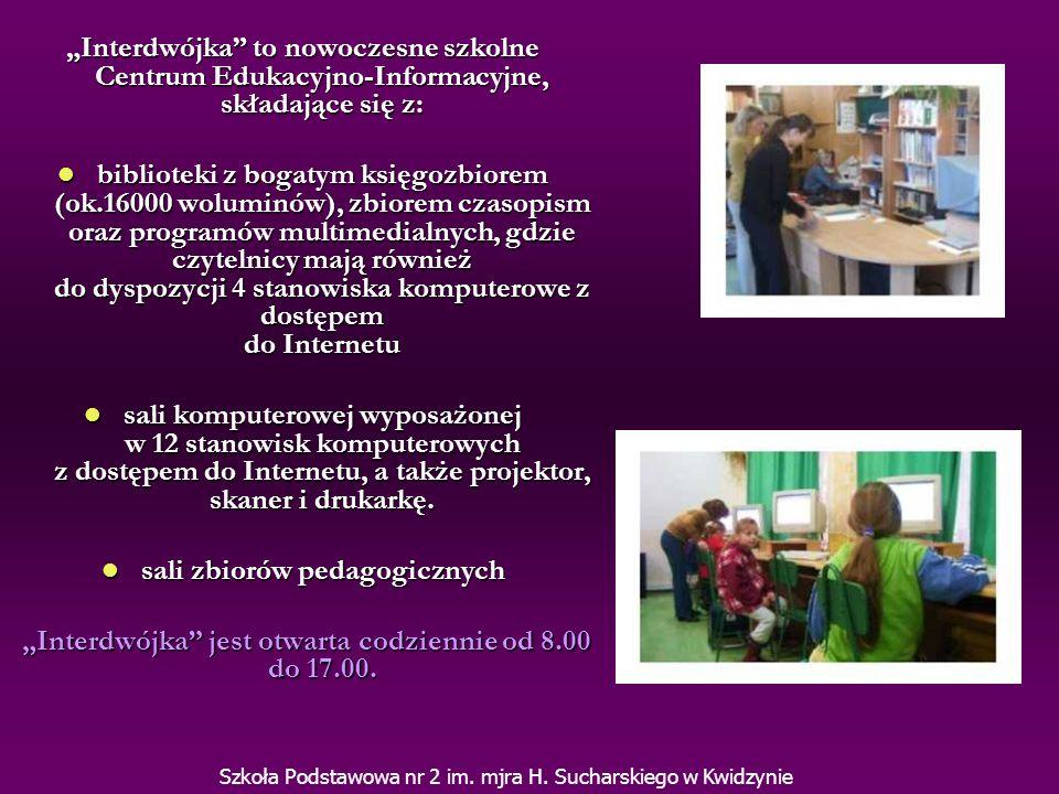 sali zbiorów pedagogicznych