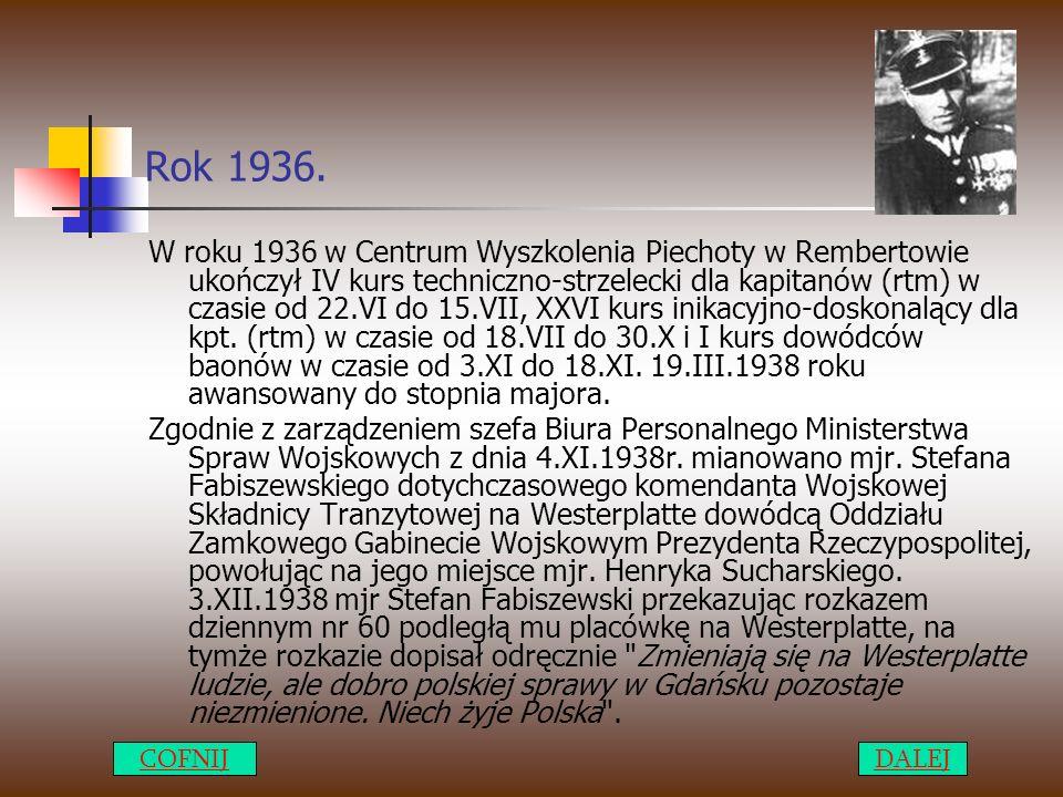 Rok 1936.
