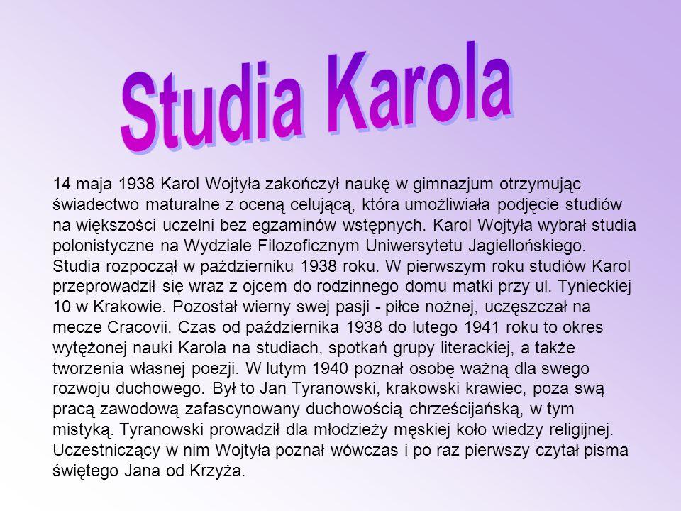 Studia Karola