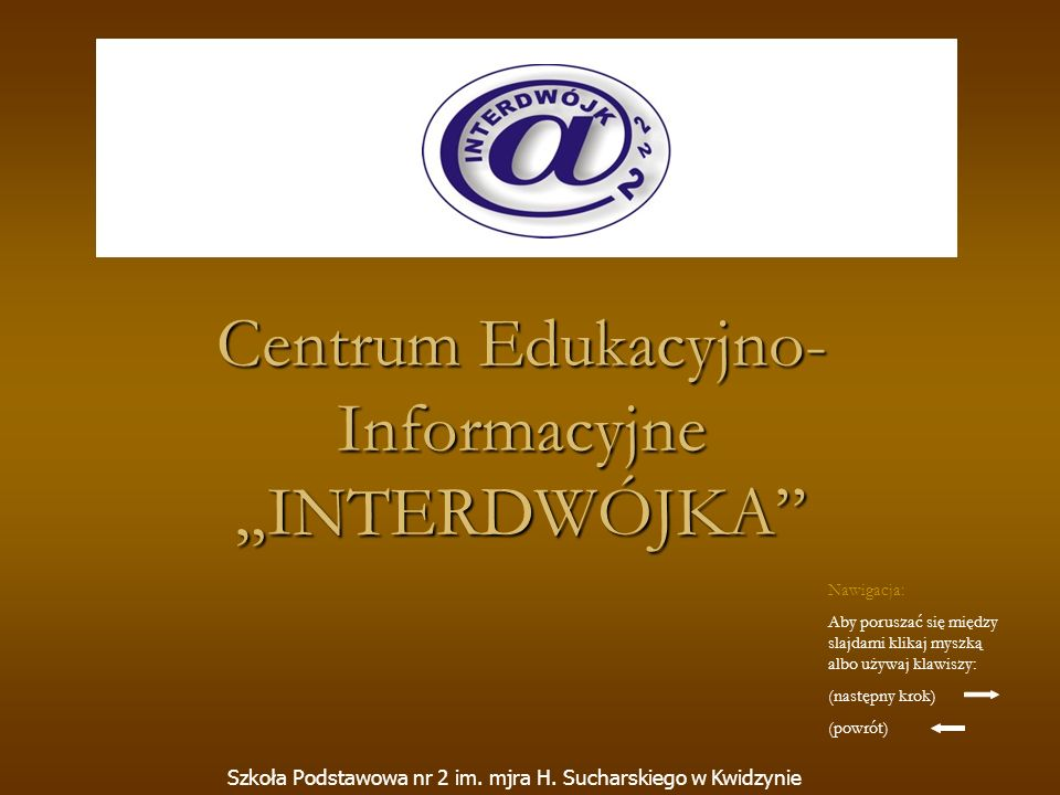 """Centrum Edukacyjno-Informacyjne """"INTERDWÓJKA"""