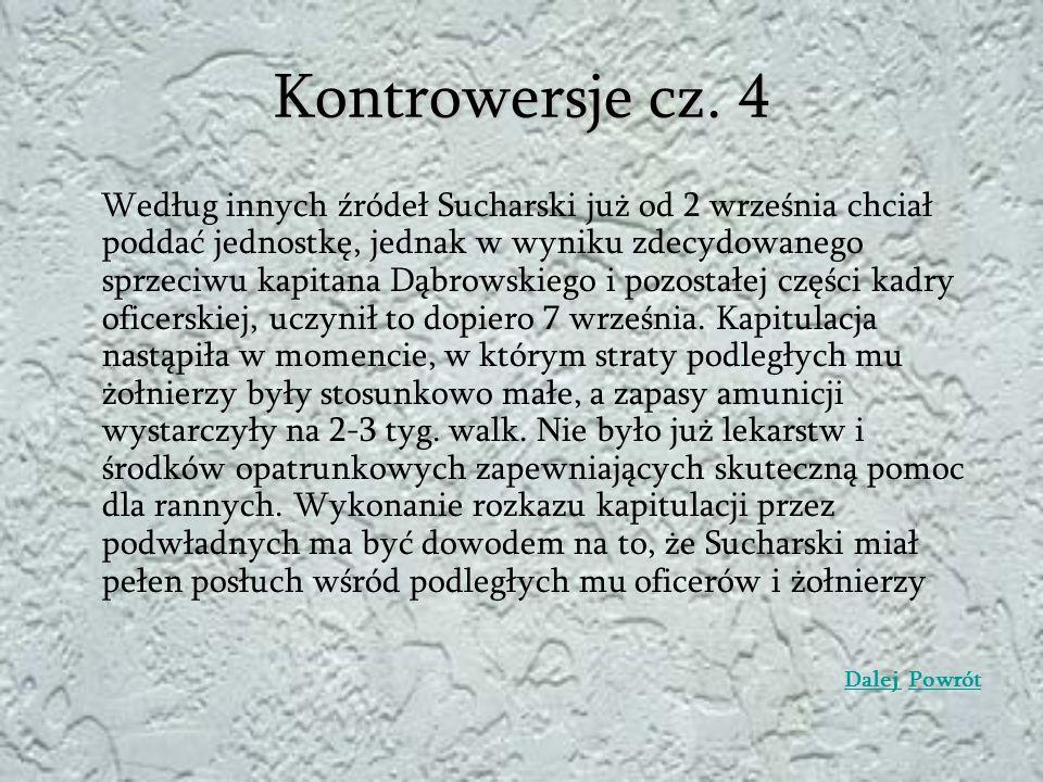 Kontrowersje cz. 4