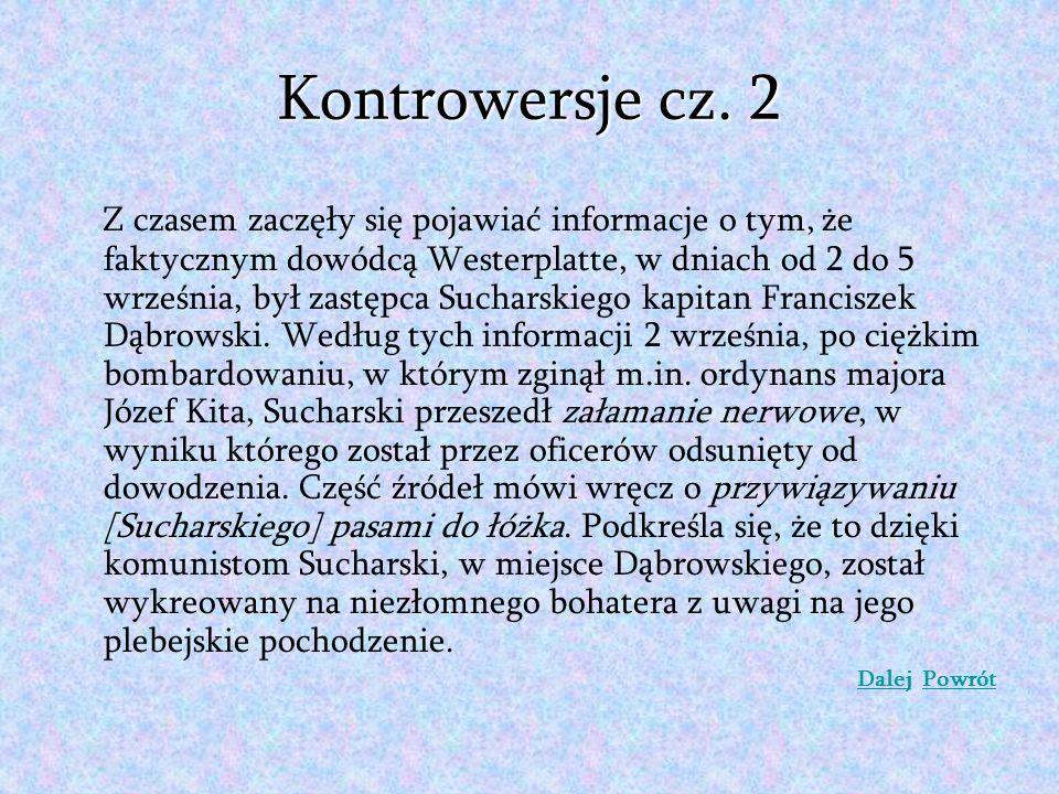 Kontrowersje cz. 2