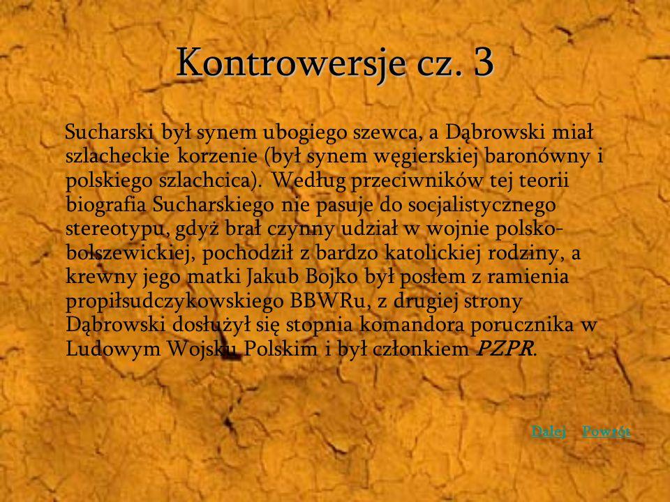 Kontrowersje cz. 3