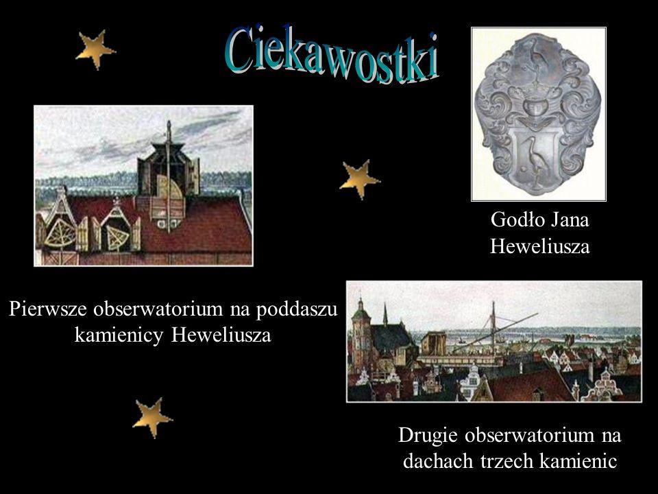 Ciekawostki Godło Jana Heweliusza