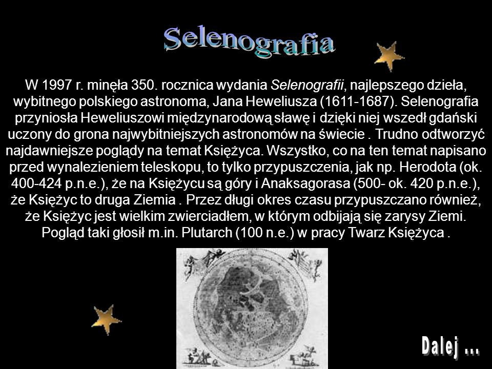 Selenografia