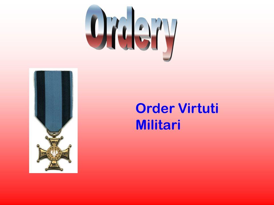 Ordery Order Virtuti Militari