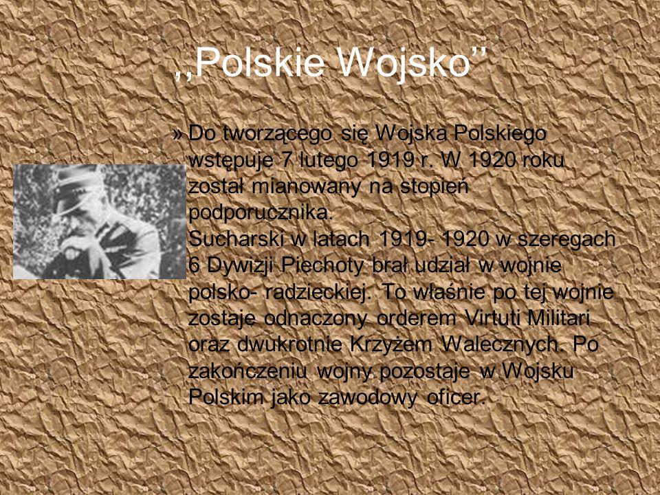 ,,Polskie Wojsko''