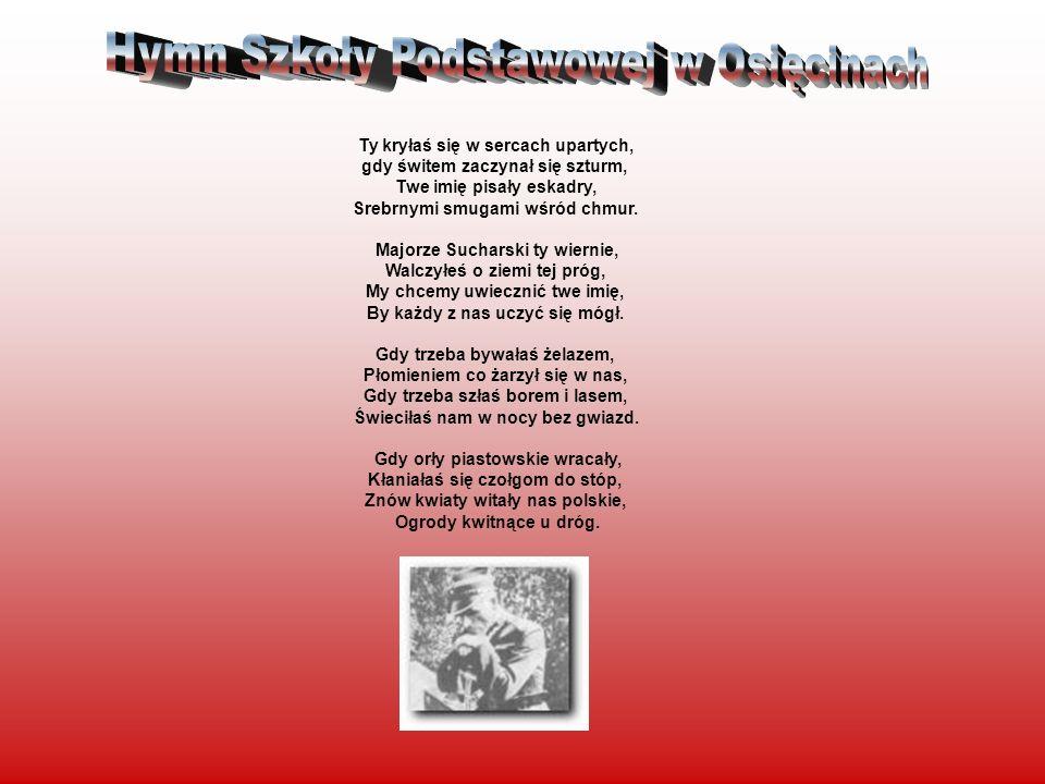 Hymn Szkoły Podstawowej w Osięcinach