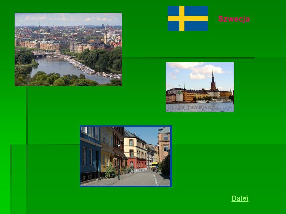 Szwecja Dalej