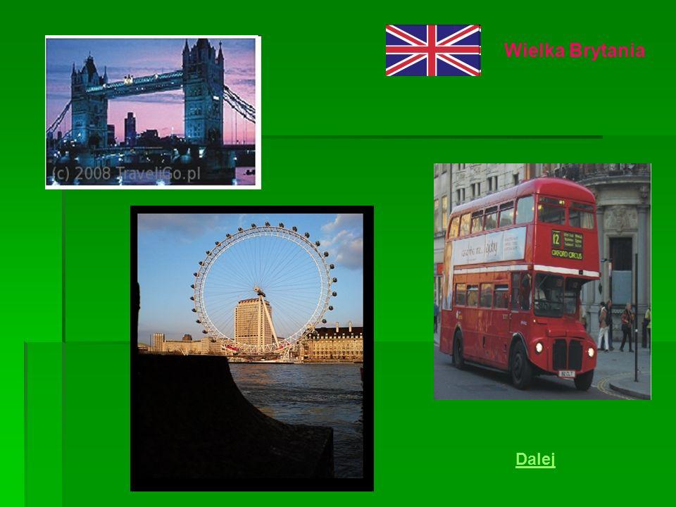 Wielka Brytania Dalej