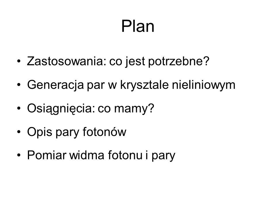 Plan Zastosowania: co jest potrzebne