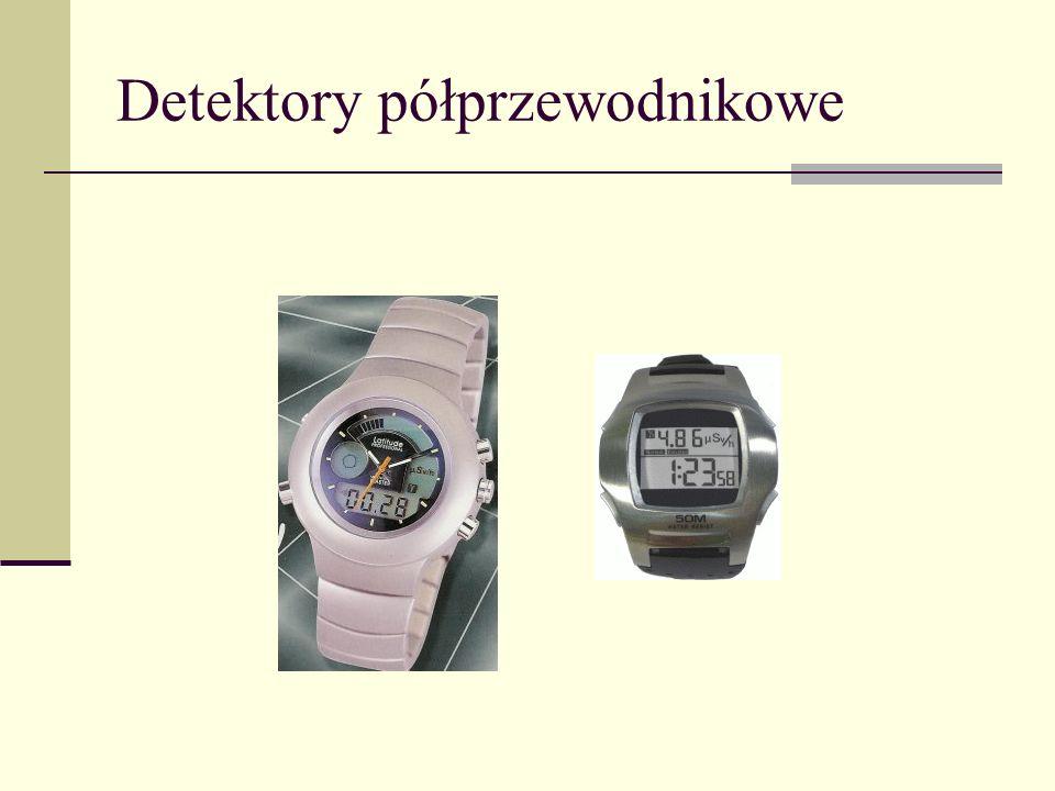 Detektory półprzewodnikowe