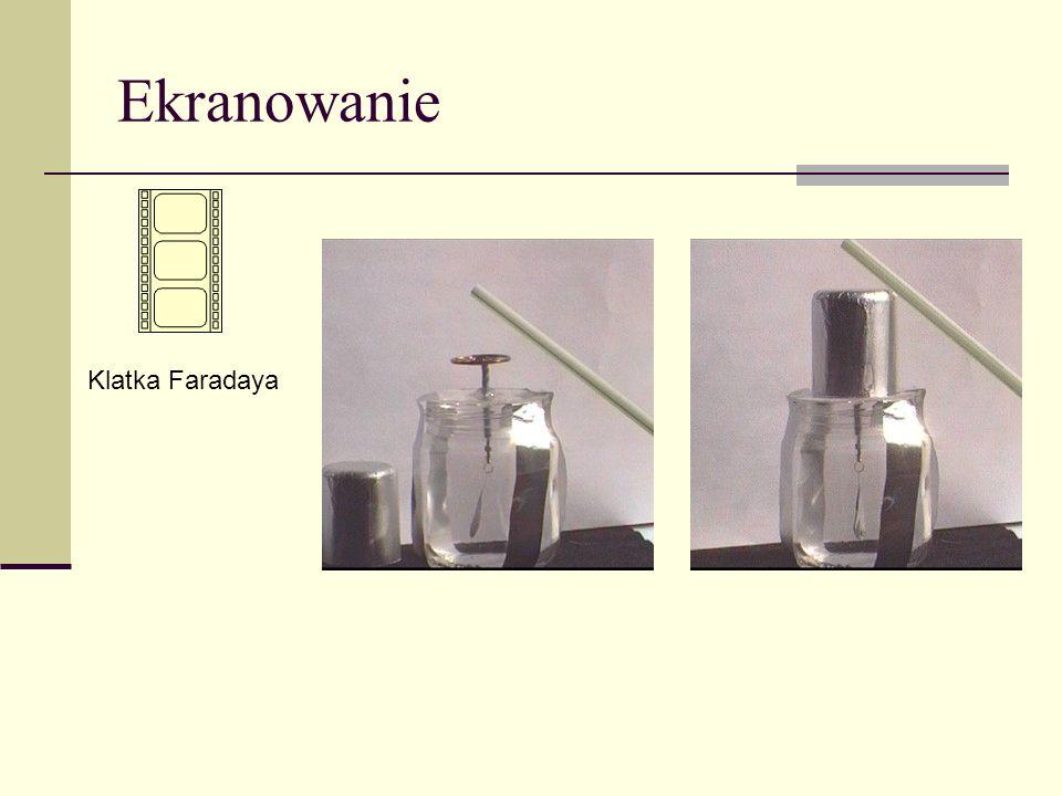 Ekranowanie Klatka Faradaya