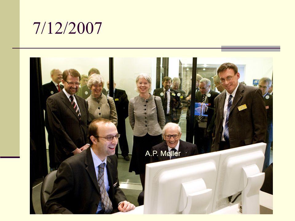 7/12/2007 A.P. Møller