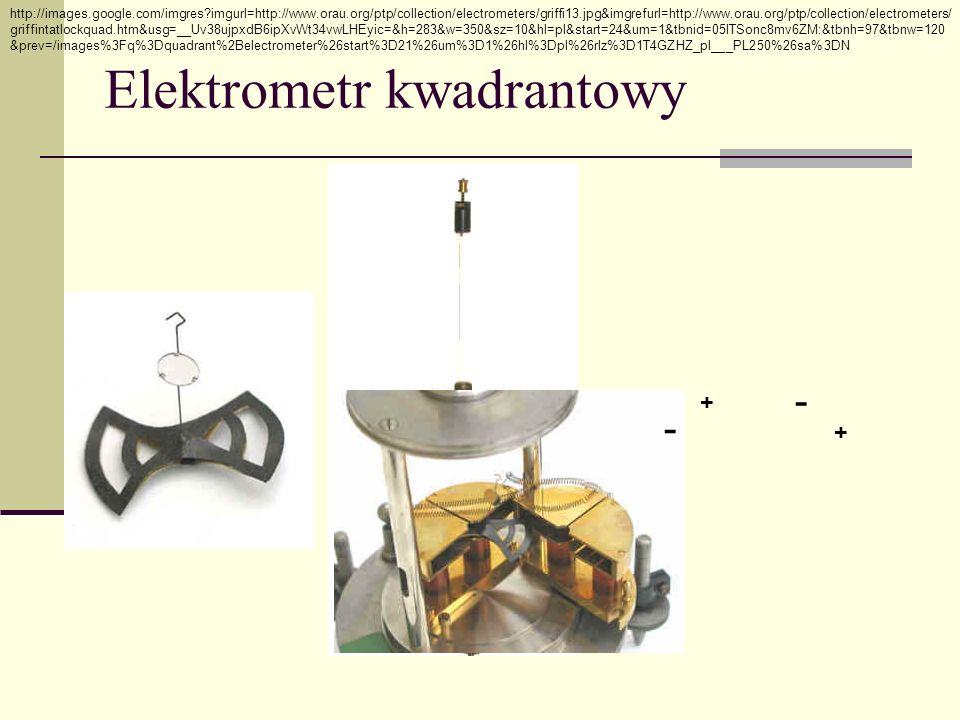 Elektrometr kwadrantowy