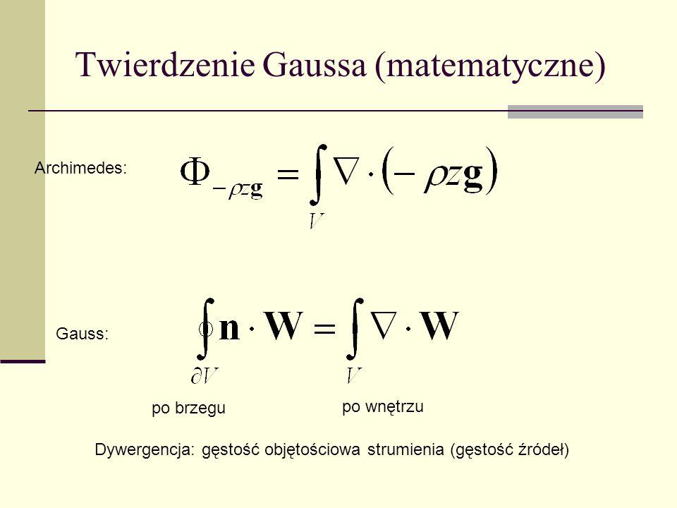 Twierdzenie Gaussa (matematyczne)
