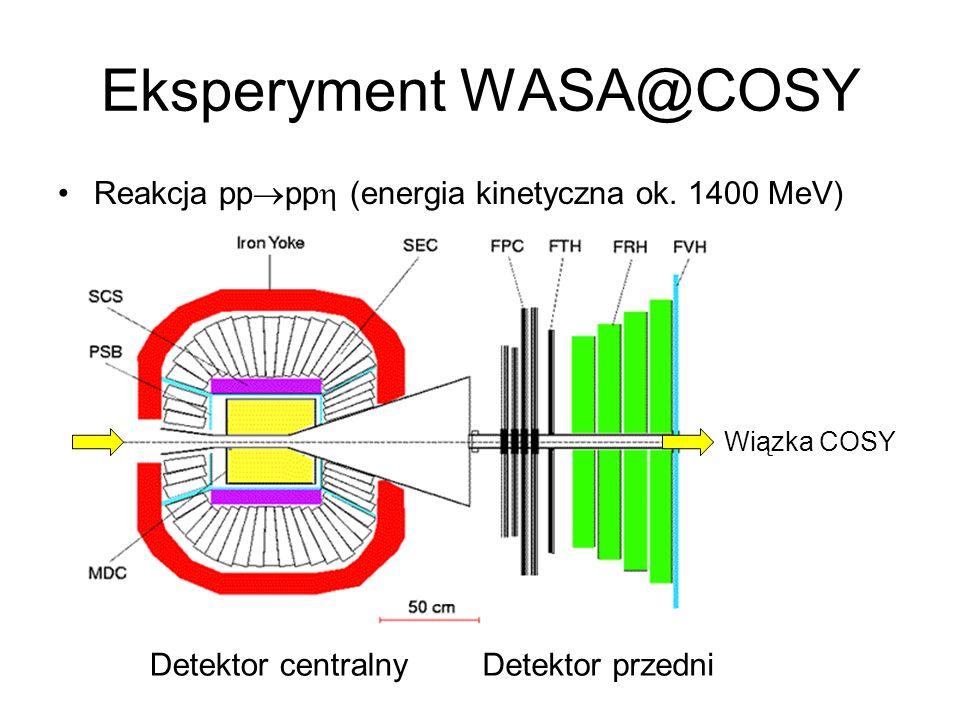 Eksperyment WASA@COSY