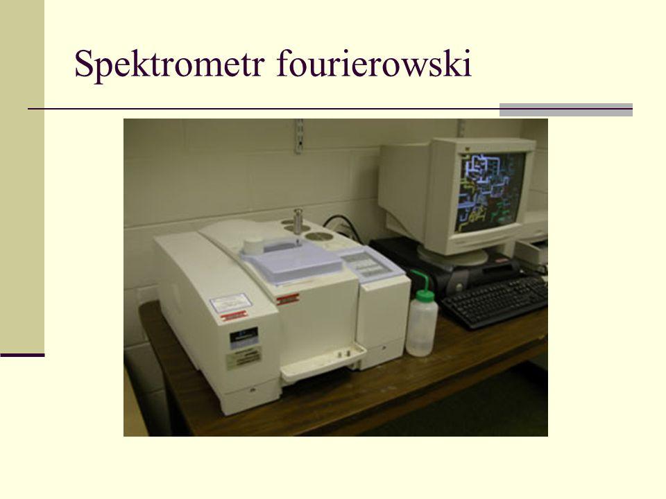 Spektrometr fourierowski
