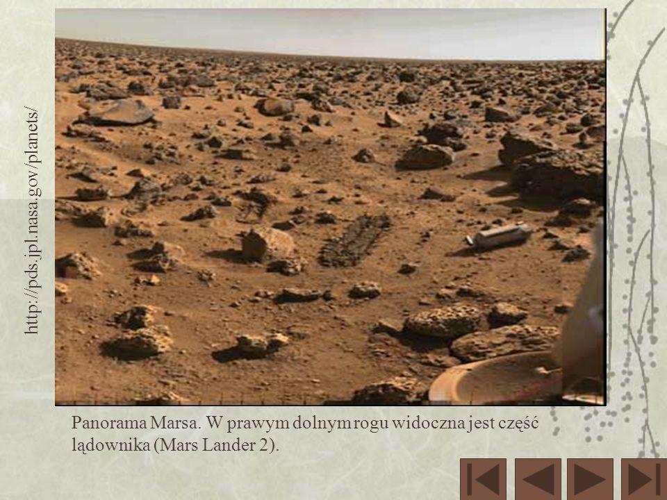 http://pds.jpl.nasa.gov/planets/ Panorama Marsa.