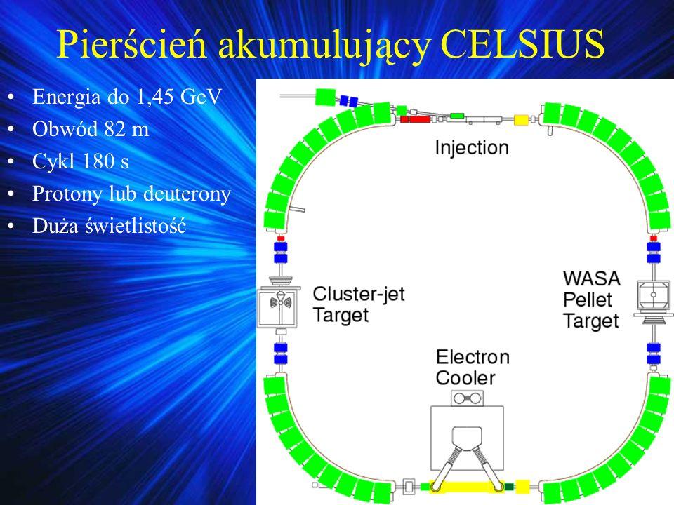 Pierścień akumulujący CELSIUS