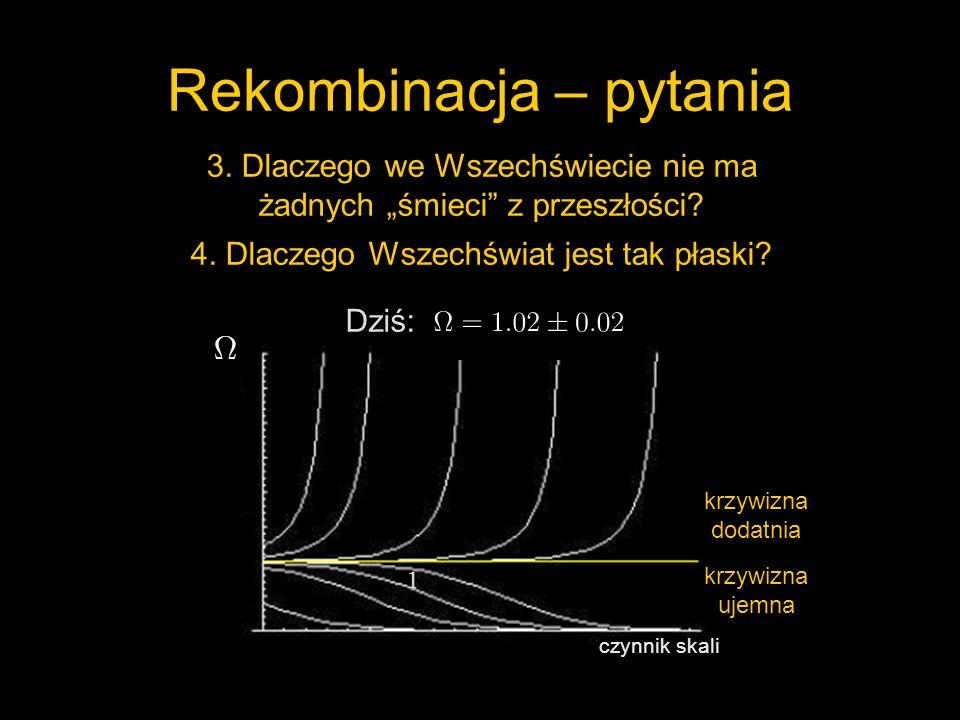 Rekombinacja – pytania