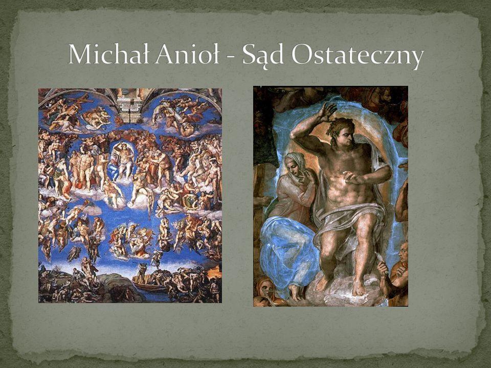 Michał Anioł - Sąd Ostateczny