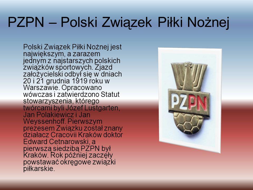 PZPN – Polski Związek Piłki Nożnej
