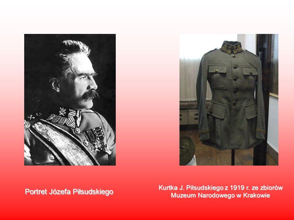 Portret Józefa Piłsudskiego