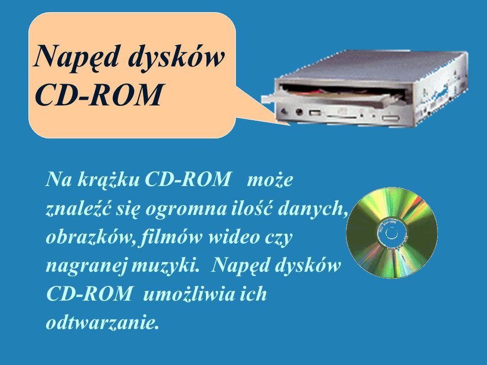 Napęd dysków CD-ROM