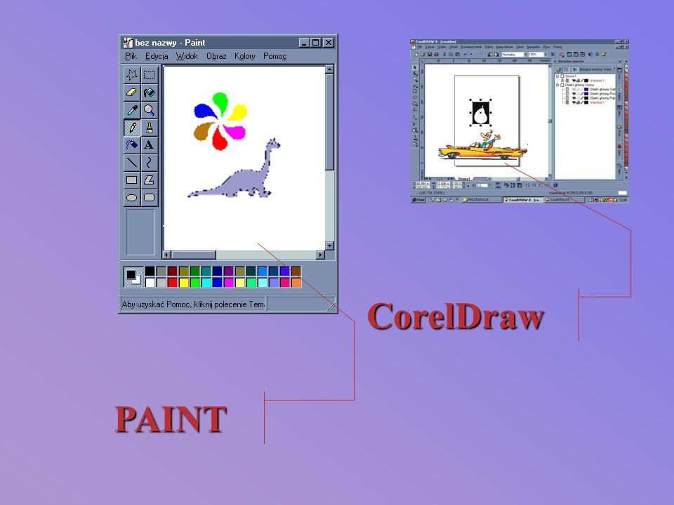 CorelDraw PAINT