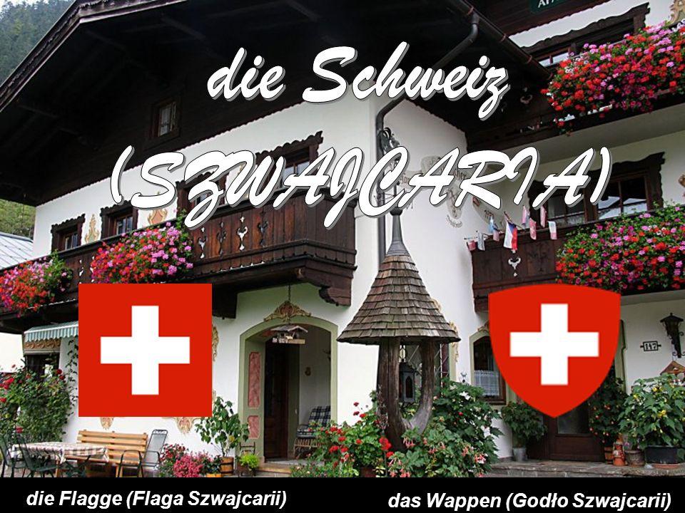 die Schweiz (SZWAJCARIA)