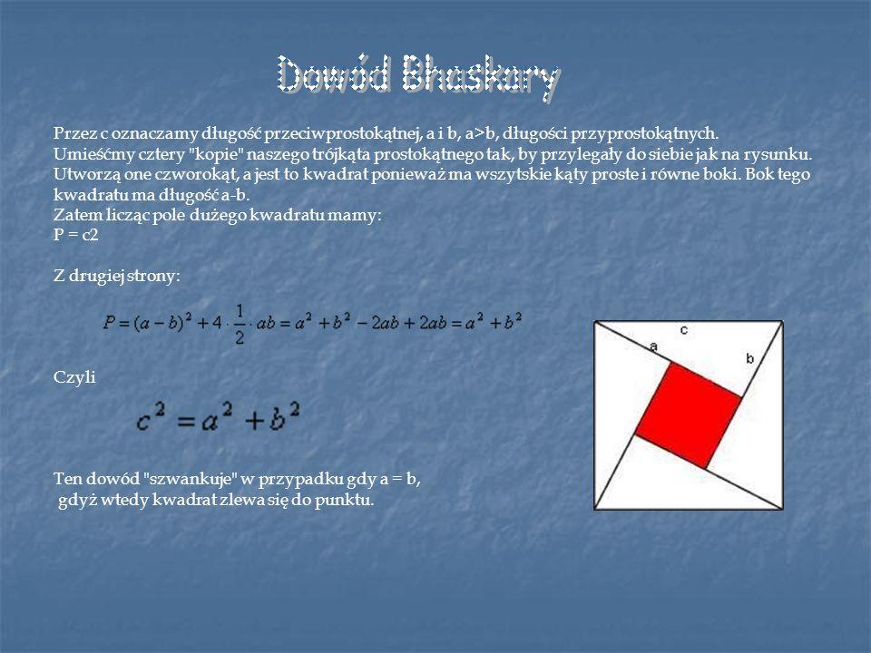 Dowód Bhaskary