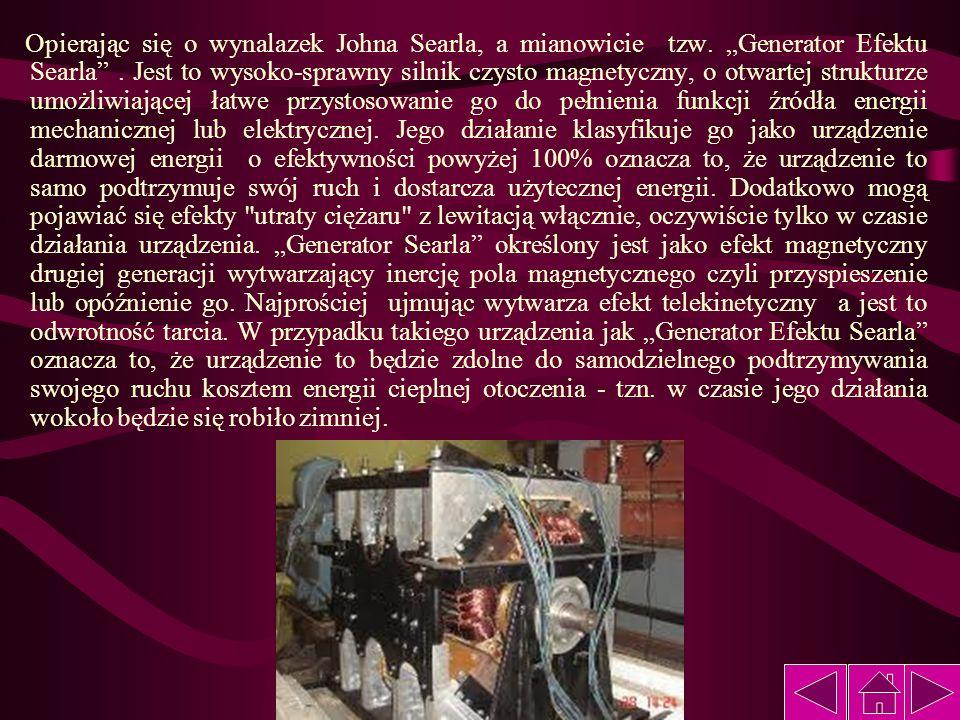 Opierając się o wynalazek Johna Searla, a mianowicie tzw