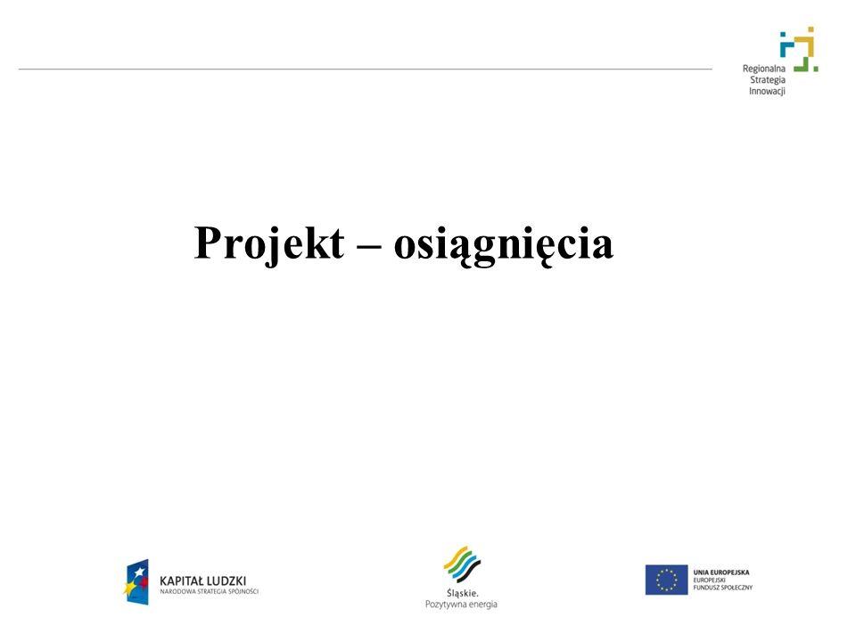 Projekt – osiągnięcia